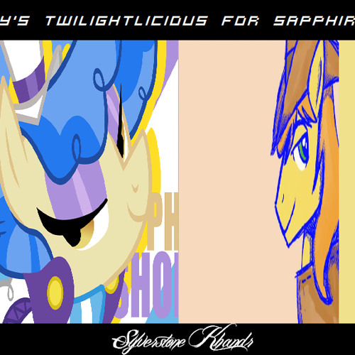 Everypony's Twilightlicious for Sapphire Shores (SimGretina Mix)
