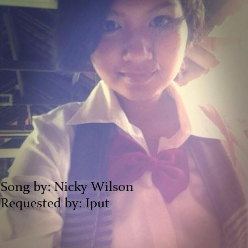 Nicky Wilson - Iput is confused