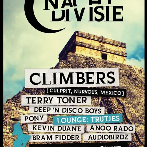 Deep 'N Disco Boys - Promo Mix 'Nachtdivisie' December 7th /w Climbers