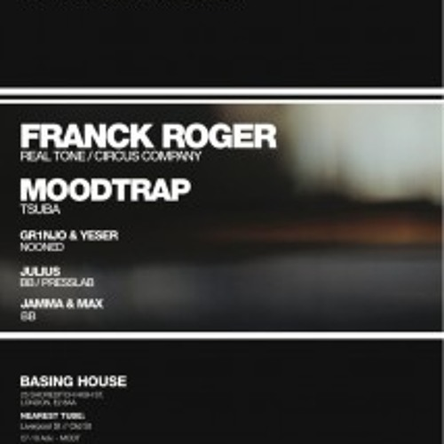 Franck Roger Live @ Bread n Butter - London 24|11|2012