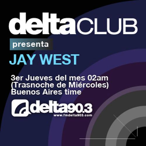 Delta Club presenta Jay West (22/11/2012)
