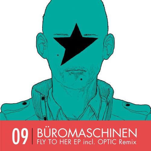 4. BÜROMASCHINEN - Endophone (Optic Remix)