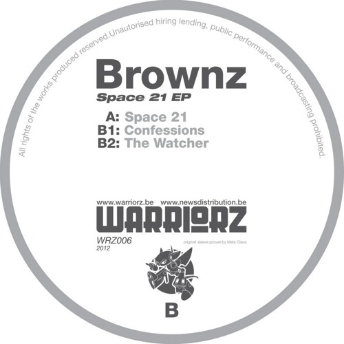 Space 21 [Out Now on Warriorz!]