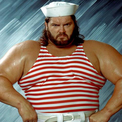 WWF/WCW wrestler Tugboat aka Typhoon interview, part 1