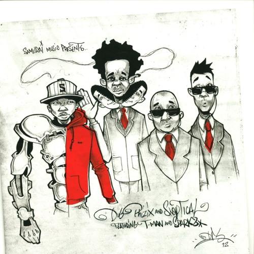 Dub Phizix & Skeptical - Run It Like The President feat. T-Man (Jayloc Remix)