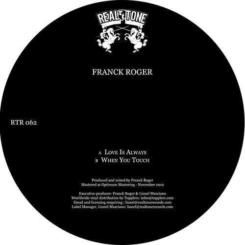 Franck Roger - When You Touch