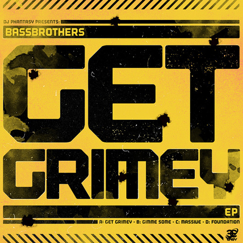 BassBrothers - Get Grimey EP (Easy Records)