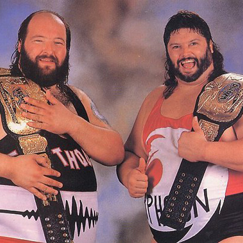 WWF/WCW wrestler Tugboat aka Typhoon interview, part 2