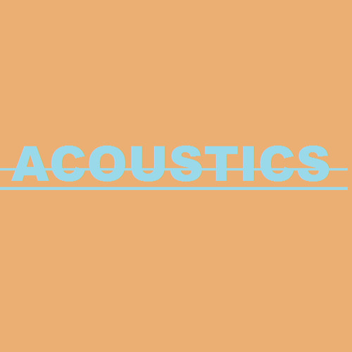 Acoustic guitar, yelling, iPhone voice memos... CHECK IT OUT