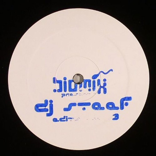Dj Steef_A2 - Biomix presents Dj Steef Edits Vol.3 (vinyl only)