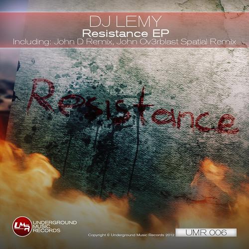 Dj Lemy - Resistance (Original mix) [Underground Music Records] unmastered