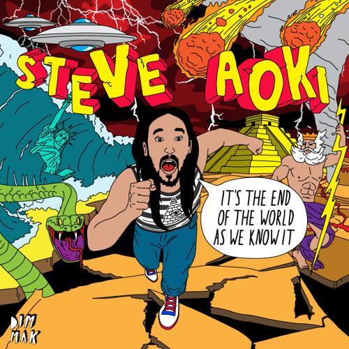 Steve Aoki - Omega ft. Dan Sena & Miss Palmer *TEASER*