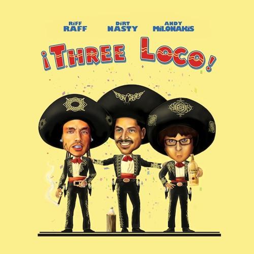 5.THREE LOCO - BEER