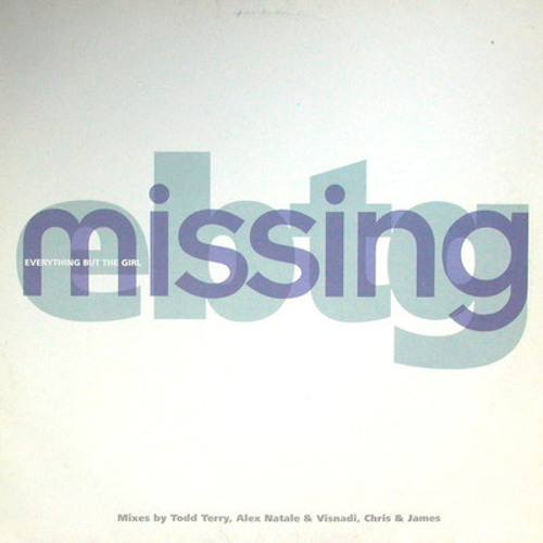 Everything But The Girl - Missing 2012 (Remix)