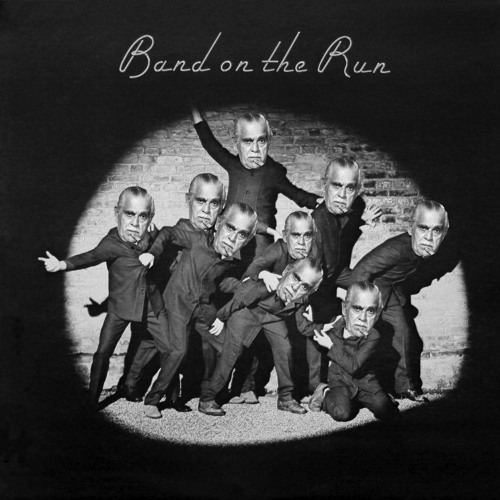 Band On The Run (cover) Grecian Formula 69 - 1988