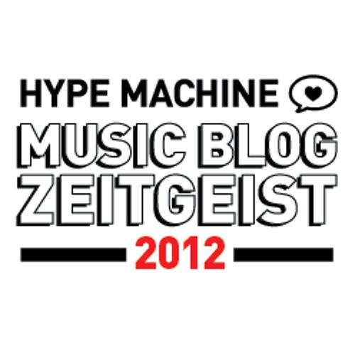 Major Lazer vs The Hype Machine - Best of 2012 Zeitgeist Mix