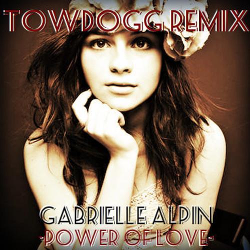 Gabrielle Alpin - Power Of Love (Towdogg Remix)