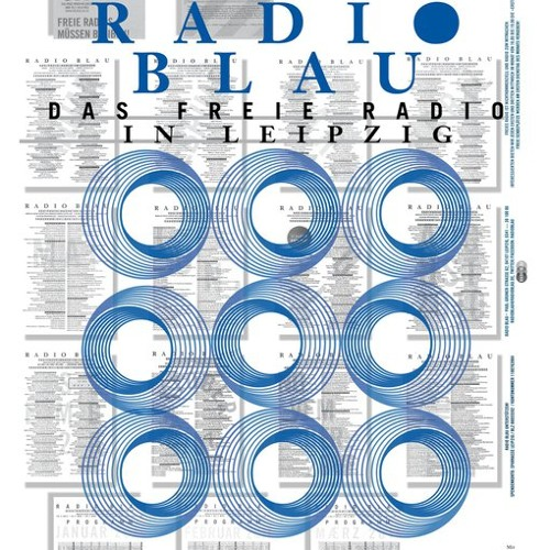 "SCHMLZ & SCHN @ Radio Blau - ""Sounds of Electronic Art""  (o2╱12)"