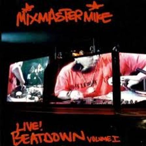 MixMasterMike- LIVE BEATDOWN vol.1