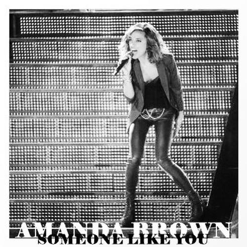 Amanda Brown - Someone Like You (Live)