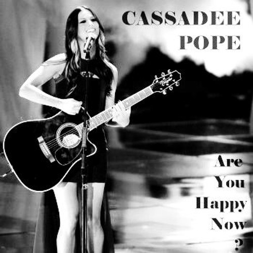 Cassadee Pope - Are You Happy Now (Live)