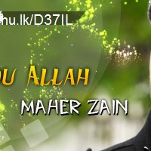 Album Thank You Allah | Maher Zain | Vocals 2012 CD by D37IL-2