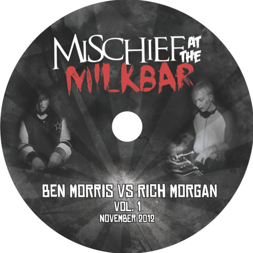 Mischief Makers Volume #1 - Ben Morris vs Rich Morgan!