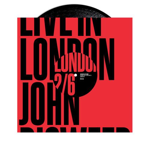 John Digweed - Live in London Vinyl 2