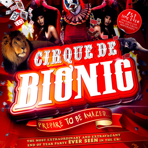**Free Download** CIRQUE DE BIONIC pres PROTEUS Exclusive Mix