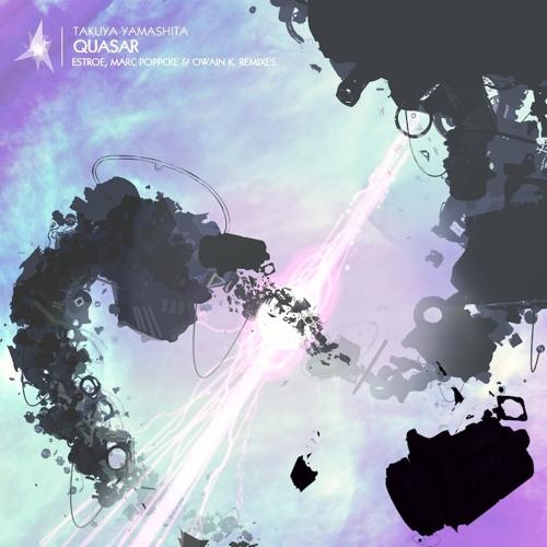 Out now: EM017 - Takuya Yamashita - Quasar  (Marc Poppcke Remix)