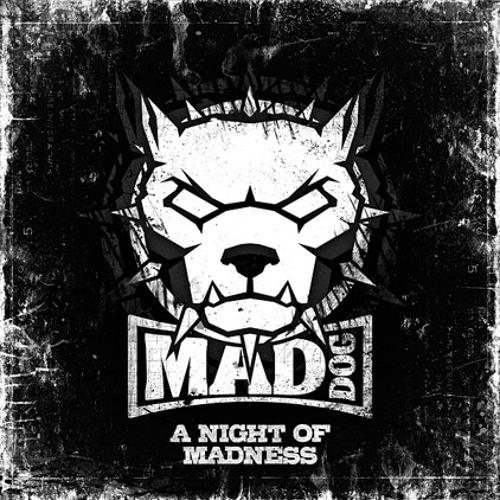 Djmad dog  - night of madness (MASAKER BREAK NECK REMIX) free track