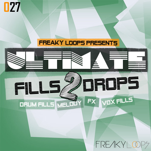FL027 - Ultimate Fills & Drops Vol 2 Sample Pack Demo