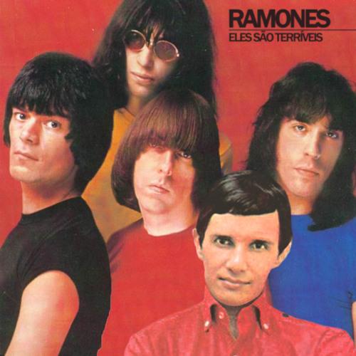 Ramones & Roberto Carlos - Blitzkrieg Bad (Bertazi Mashup)