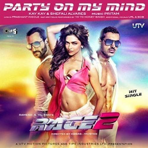 Party On My Mind (Race 2) - 320Kbps