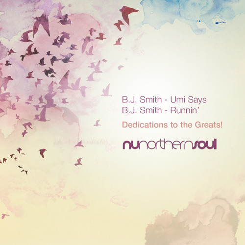 B.J. Smith 'Dedications to the Greats' [NUNS002] Sampler