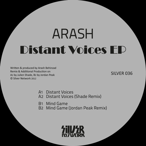 Arash - Mind Game (Jordan Peak Remix) [Silver Network]