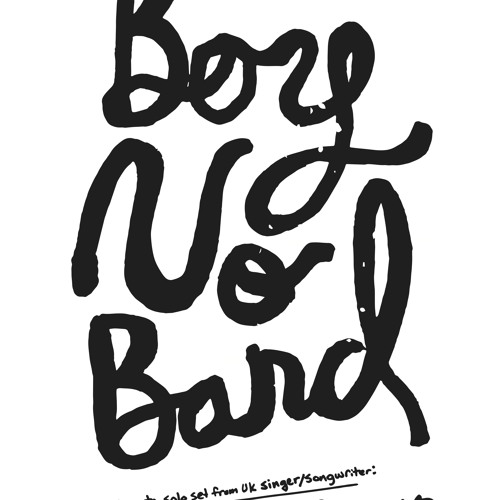 BOY NO BAND AUDIO