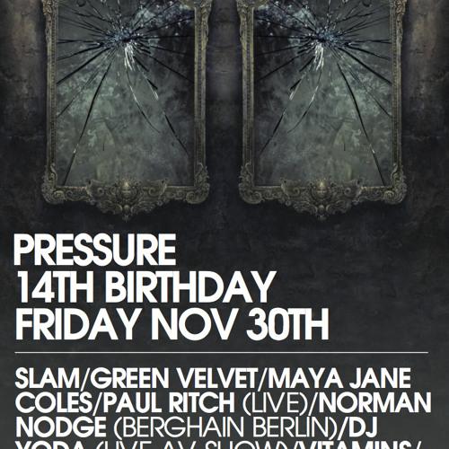 Animal Farm - Pressure's 14th Birthday Promo Mix