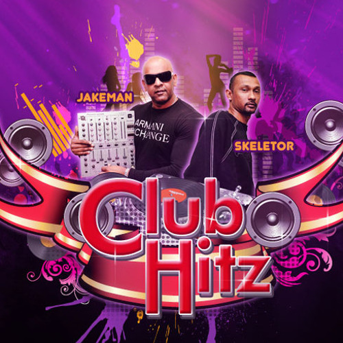 Another 4 ClubHitz In A Row mixed by Jakeman and Skeletor