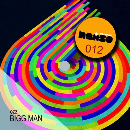 ozzi - Bigg Man (Dub Mix) HANZO RECORDS