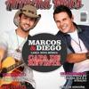 Capa de Revista - Marcos e Diego