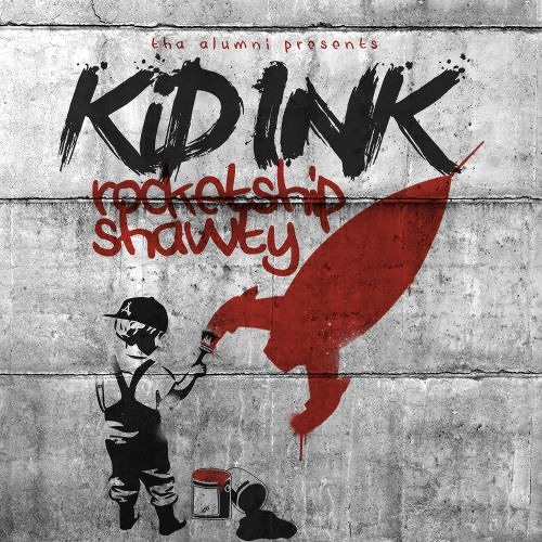 12. Kid Ink - Poppin' Shit feat Los (Prod by KB)