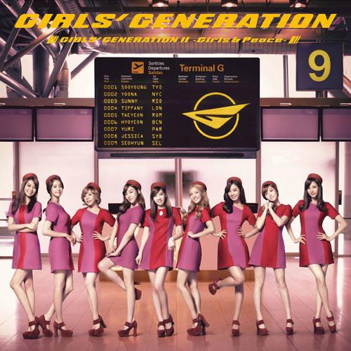 06 T.O.P - Girls Generation (Girls n' Peace)