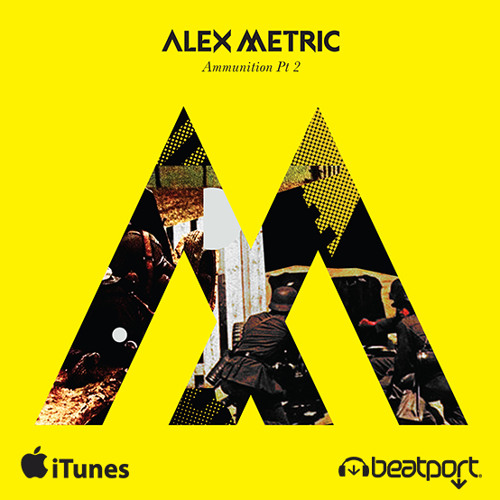 Alex Metric - Rave Weapon (Mark Starr Remix)[OWSLA][Preview]OUT NOW