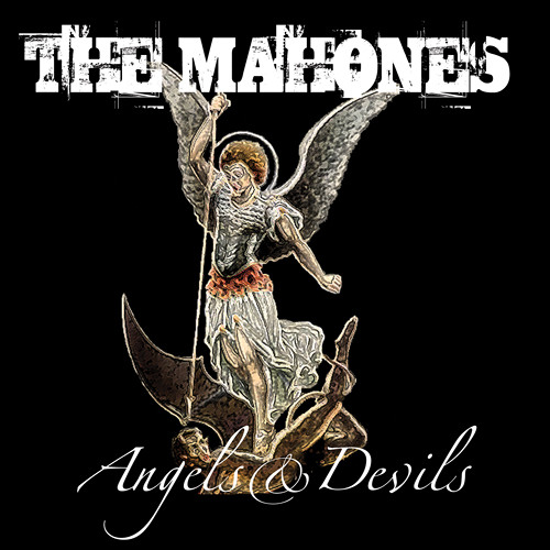 """The Mahones """"Angel Without Wings/Merry Christmas Baby"""""""
