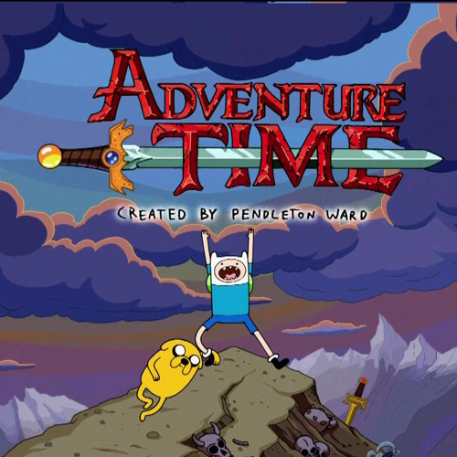 Maybe I'm the one who's nuts - Adventure Time
