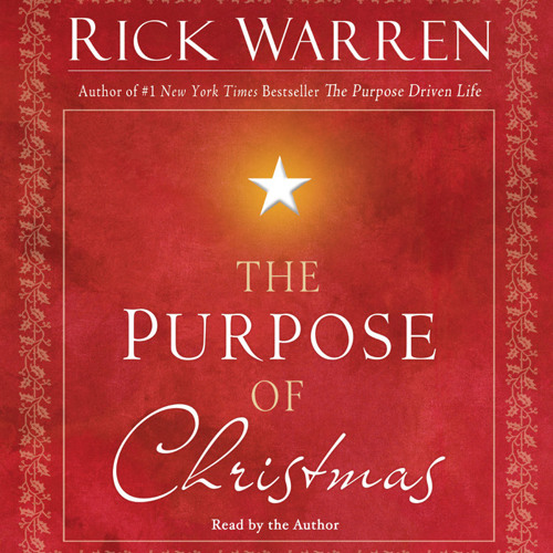 The Purpose of Christmas Audiobook Excerpt