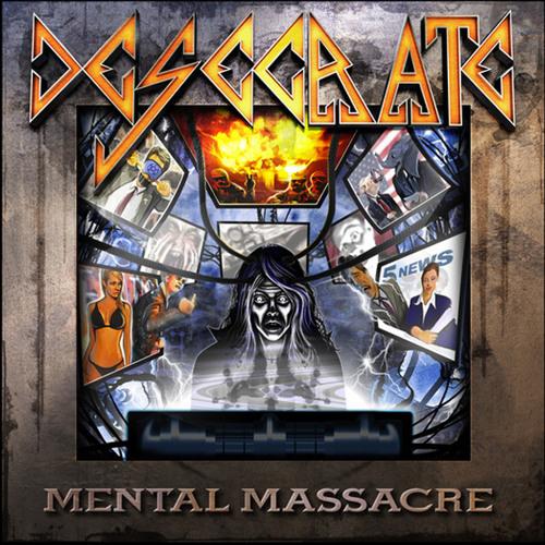Desecrate - Shizzle (instrumental) - Mental Massacre 2008