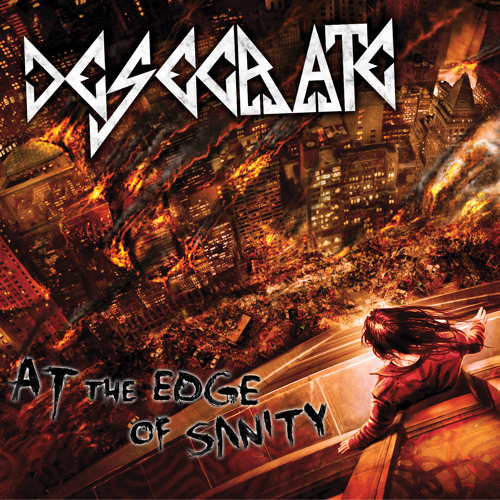 DESECRATE - Line of Insanity (SINGLE)