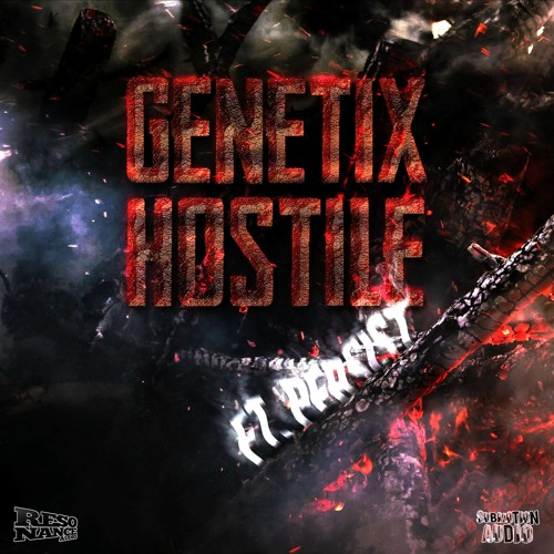 Genetix ft Skydro - Damager (Resonance & Submotion)
